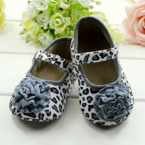 Baby Leopard Shoes