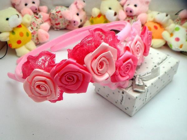 Baby hair accessories
