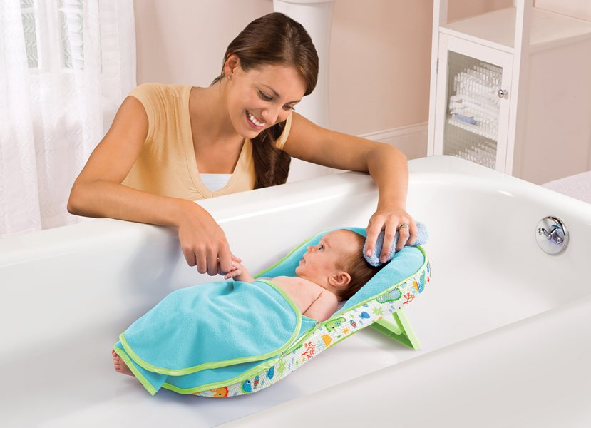 Comfortable Bath for Children | Smart BabyTree