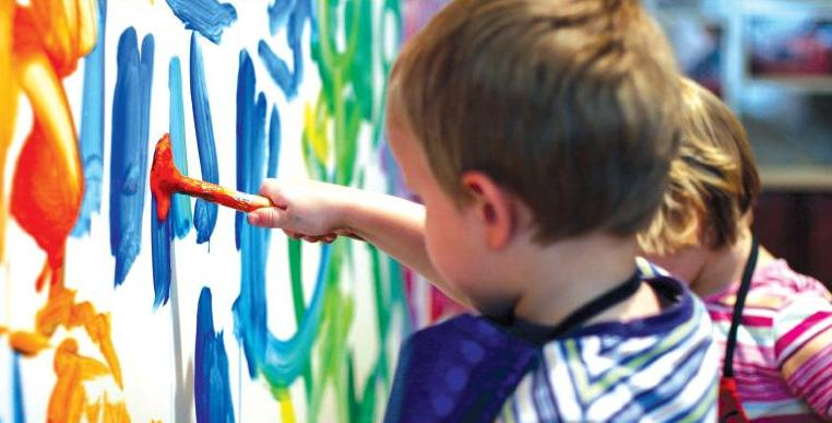 how to guide your children to paint smart babytree