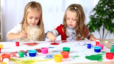 Budding Artists