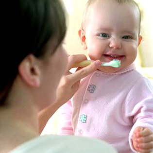 baby teeth toothbrush