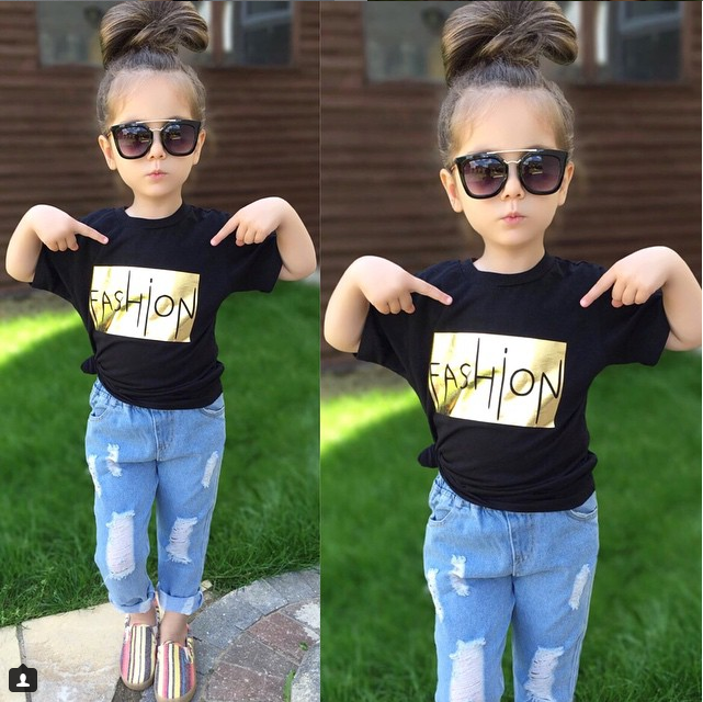 baby girl T-shirts