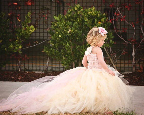 Baby Lace Princess Dress