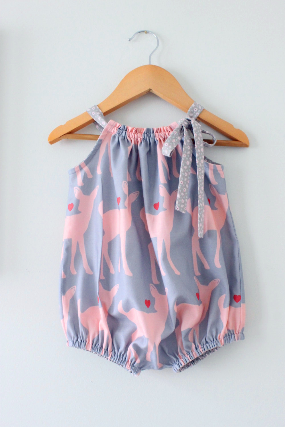 7e80ac8f32a Super Cute  Baby Girl Rompers