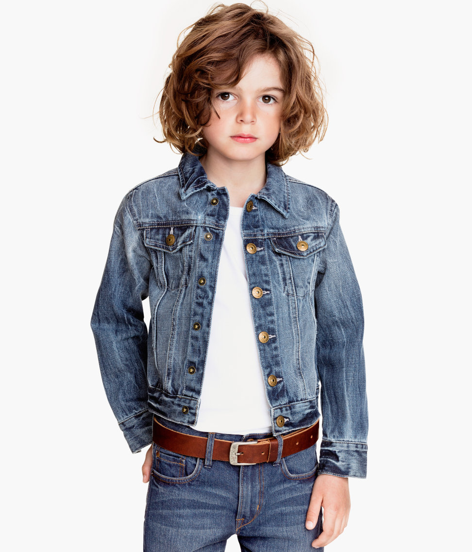 Ever-popular Denim Shirts for Baby Boy | Smart BabyTree
