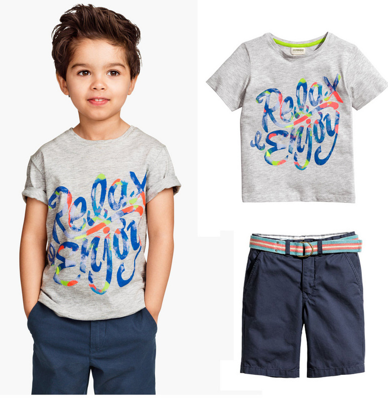 Toddler Boy Outfits Sets