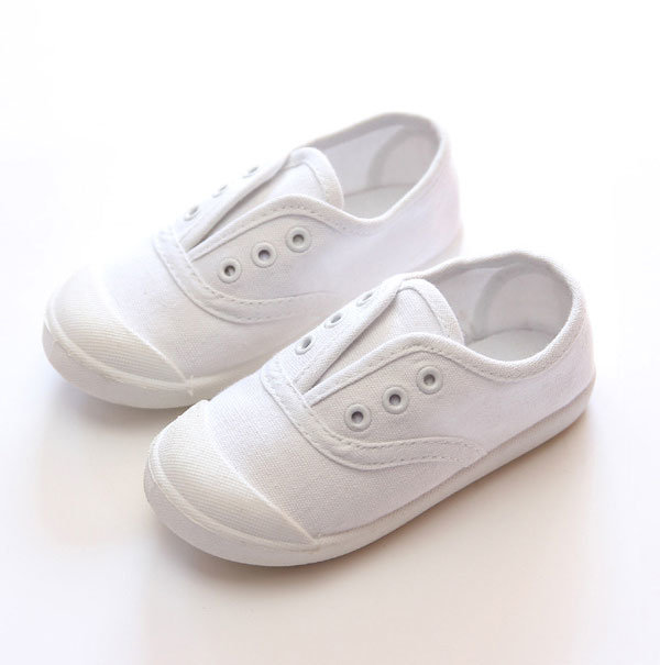 Girls Canvas Sports Shoes