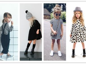 dress your daughter: tips to be styled