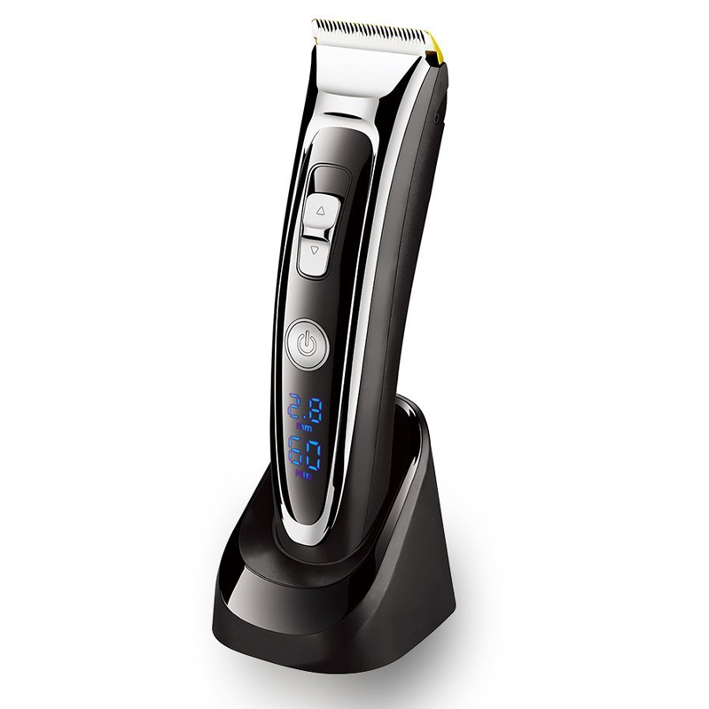 LED Display Hair Clipper