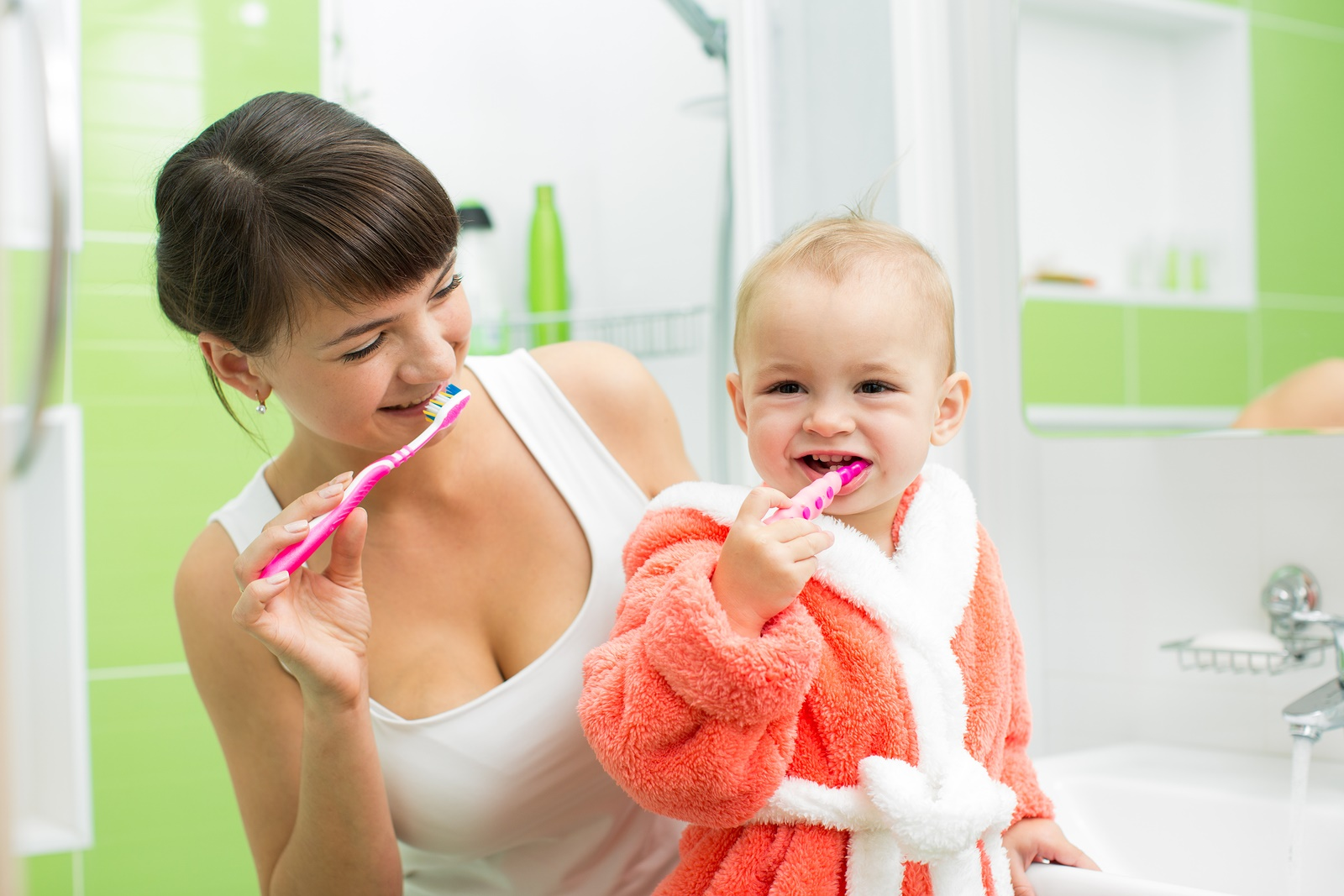 How To Teach Children To Brush Their Teeth Smart Babytree