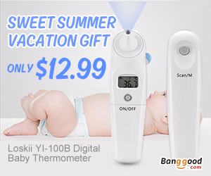 Digital Baby Ear Thermometer